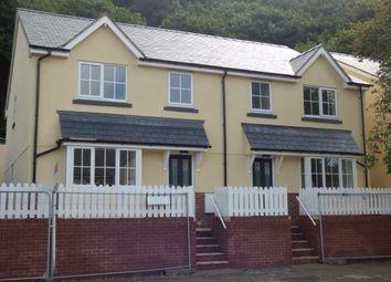 Thumbnail 3 bed semi-detached house for sale in Llys Bryn Llwyd, Caernarfon Road, Bangor, Gwynedd