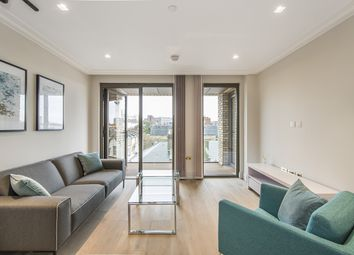 Thumbnail 1 bed flat to rent in 2 Crisp Road, London