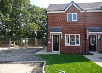 Thumbnail 2 bed mews house to rent in Truno Close, Highcross Park, Poulton