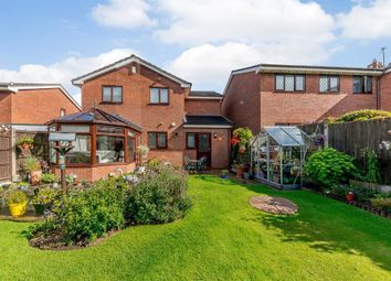 Mawgan Drive, Lichfield WS14. 4 bed detached house for sale