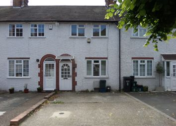 Thumbnail 2 bed terraced house for sale in Woburn Avenue, Purley, Surrey