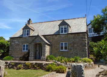 Thumbnail 3 bedroom detached house to rent in Porthcurno, Penzance