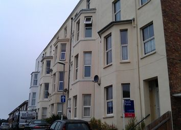 Thumbnail 1 bed flat to rent in The Crescent, Folkestone