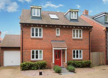 Thumbnail 5 bed detached house for sale in Kingshill Drive, High Wycombe