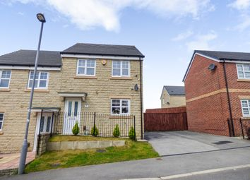 Thumbnail 3 bed semi-detached house for sale in Fallowfield Gardens, Bradford, West Yorkshire
