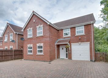 Thumbnail 4 bed detached house for sale in Leckhampton Close, Crabbs Cross, Redditch