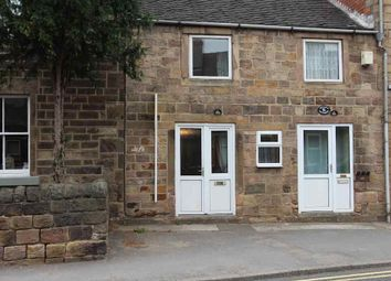 Thumbnail 1 bed terraced house to rent in Nottingham Road, Belper