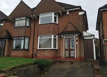 Thumbnail 3 bed property to rent in Lewis Road, Stirchley, Birmingham