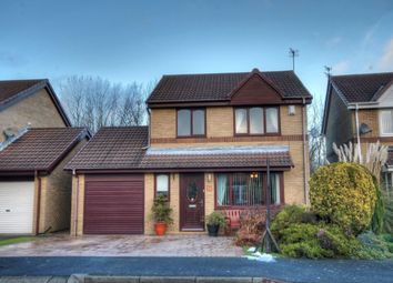 Thumbnail 3 bed detached house for sale in Oulton Close, Meadow Rise, Newcastle Upon Tyne