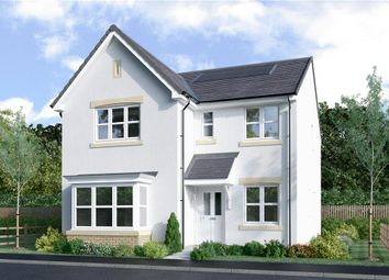 "Thumbnail 4 bed detached house for sale in ""Strachan"" at Auchinleck Road, Robroyston, Glasgow"