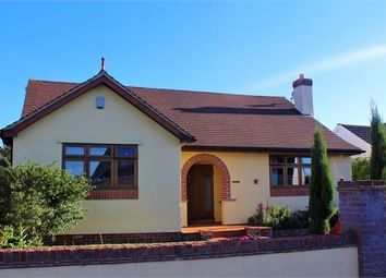 Thumbnail 3 bed detached bungalow for sale in Woodspring Avenue, Worlebury, Weston-Super-Mare, North Somerset.