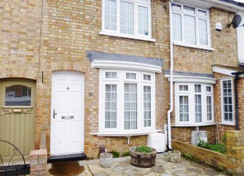 Thumbnail 3 bed terraced house to rent in Glencoe Road, Bushey