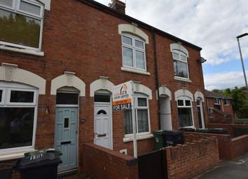 2 bed terraced house for sale in Manor Drive, Sileby, Leicestershire LE12