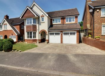 Thumbnail 4 bedroom detached house for sale in Ferney Road, Cheshunt, Waltham Cross