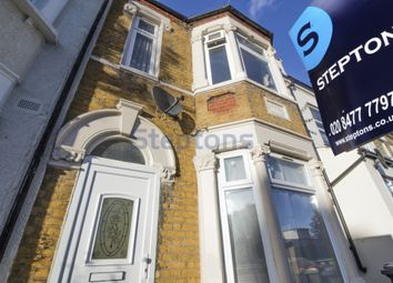 Thumbnail 3 bed terraced house for sale in St Stephen's Road, East Ham