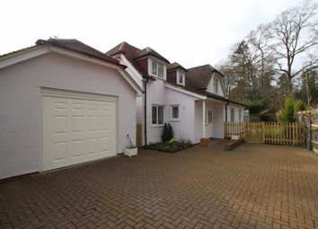 Thumbnail 3 bed detached house for sale in Sweetzers Piece, Mortimer