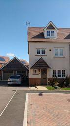 Thumbnail 4 bed detached house for sale in Llanvair Grange Close, Newport