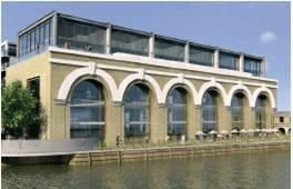 Thumbnail Office to let in Block F First & Second Floor, Paynes & Borthwick Wharves, Deptford, London