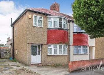 Thumbnail 3 bedroom flat for sale in Balfour Road, Southall