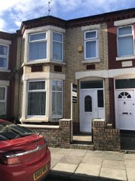 Thumbnail 3 bed terraced house to rent in Clarence Road, Wallasey