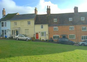 Thumbnail 3 bed terraced house for sale in The Green, Marlborough, Wiltshire