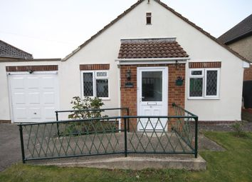 Thumbnail 3 bed detached bungalow for sale in Fairford Crescent, Swindon