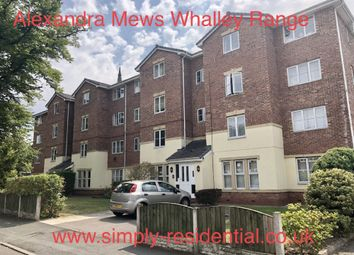 Thumbnail 2 bed flat for sale in Alexandra Mews, 21 Manley Rd, Whalley Range, Manchester.