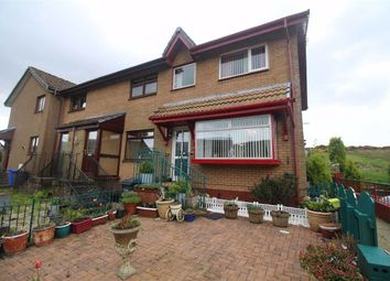 Thumbnail 3 bed end terrace house for sale in Drumillan Hill, Greenock