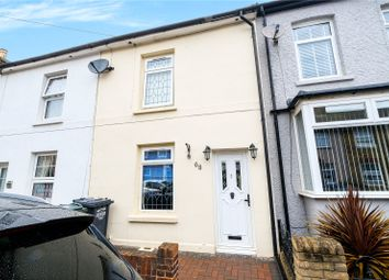 Thumbnail 2 bed terraced house for sale in Broomfield Road, Swanscombe, Kent