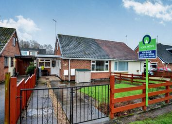 Thumbnail 3 bed bungalow for sale in Coach Drive, Eastwood, Nottingham