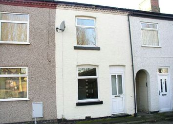 Thumbnail 2 bed end terrace house for sale in West Street, Stonebroom, Alfreton
