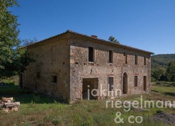 Thumbnail 4 bed country house for sale in Italy, Tuscany, Siena, Monticiano.