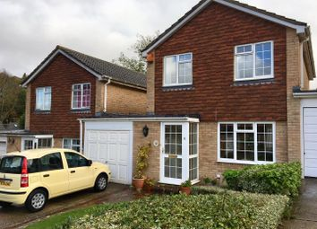 Thumbnail 3 bed detached house for sale in Churchside Close, Biggin Hill, Westerham