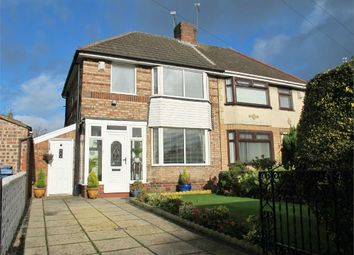 Thumbnail 2 bedroom semi-detached house for sale in Glendevon Road, Childwall, Liverpool, Merseyside