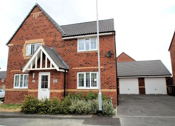 Thumbnail 4 bed detached house for sale in Jade Way, Upton, Pontefract, West Yorkshire