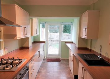 Thumbnail 3 bed terraced house to rent in St. Johns Close, Henley-In-Arden