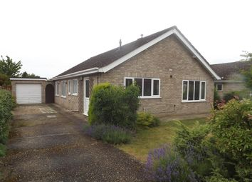 Thumbnail 2 bed bungalow to rent in Abbey Drive, Woodhall Spa, Lincolnshire