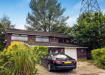 Thumbnail 4 bedroom detached house for sale in Willow Hey, Bromley Cross, Bolton
