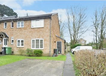 Thumbnail 1 bed end terrace house to rent in Lambourne Road, West End, Southampton