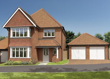 Thumbnail 4 bed detached house for sale in The Brockham, Ghyll Croft, Newick Hill, Newick, Lewes, East Sussex