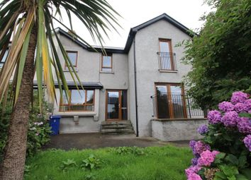 Thumbnail 4 bed semi-detached house to rent in Grove Park, Bangor