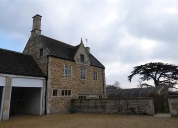 Thumbnail 2 bed cottage to rent in Church Road, Lyndon, Oakham