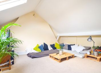 Thumbnail 3 bed flat to rent in Lindley Road, London