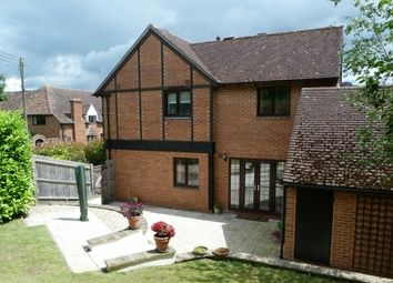 Thumbnail 3 bed detached house for sale in Old Station Way, Wooburn Green, High Wycombe