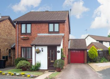 Thumbnail 3 bedroom detached house for sale in Redmire Close, Luton