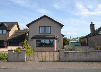 Thumbnail 4 bed detached house for sale in 12 Lodgehill Road, Nairn
