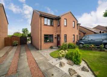 Thumbnail 3 bed semi-detached house for sale in Locher Crescent, Houston, Johnstone