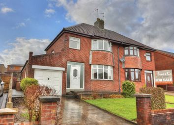 Thumbnail 3 bed semi-detached house for sale in Kendal Avenue, Norden, Rochdale