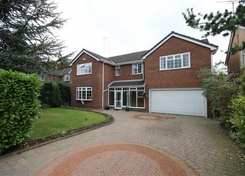 Thumbnail 5 bed detached house for sale in Drywood Avenue, Worsley, Manchester
