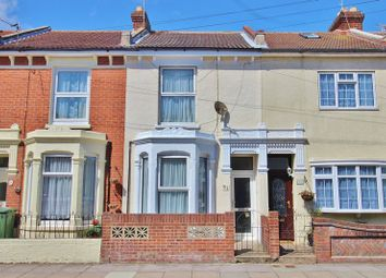 Thumbnail 4 bedroom terraced house for sale in Mafeking Road, Southsea